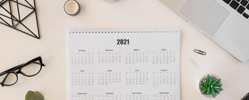 Календарь бухгалтера для ООО в 2021 году