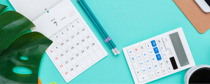 Календарь бухгалтера для ООО на 2020 год