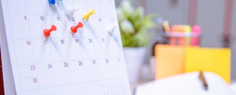 календарь бухгалтера на 2019 год сроки сдачи отчетности таблица