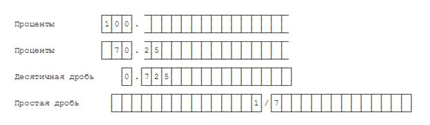 как правильно заполнить форму р11001