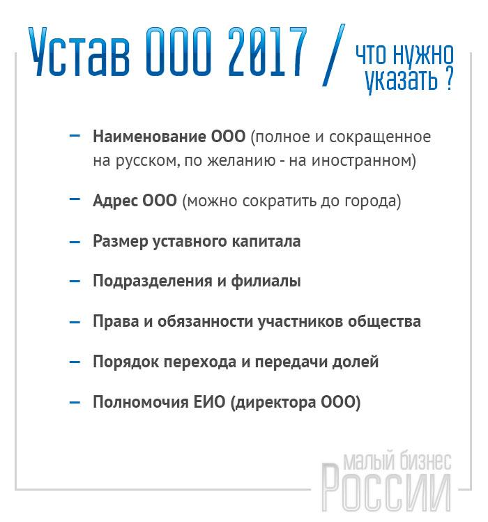 Устав ООО с Двумя Учредителями образец - картинка 4